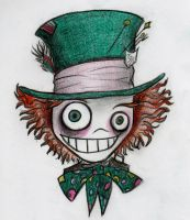 Mad Hatter by AsYourFallingDown