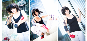 Mirror's Edge Unlockables: Cosplay Edition 2 by AN0RIEL