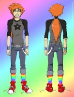 Marmalade Casual Wear Reference by OneLovelySin