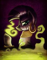 Black Magic Woman by bigponymac