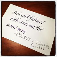Instagram - George Michael Bluth - Fun and Failure by MShades