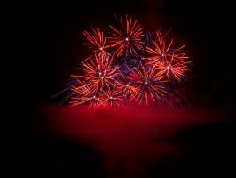 Photograpy Fireworks by Intense-Revenge