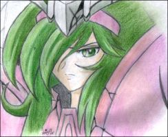 Saint Seiya: Andromeda by prongsie
