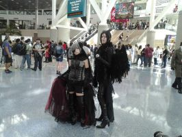 AX 2012 - Ciel and Sebastian by Dark-Elf-Kana