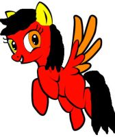 My OC Fire Light XD by TeamNoah