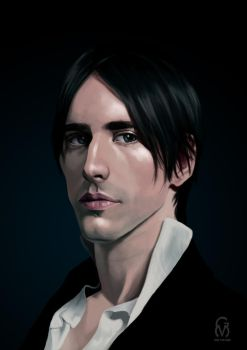 Dorian Gray (Penny Dreadful) by Miss-Von-Gore
