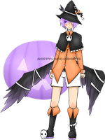 (CLOSED) Point/Cash Adoptable: Crow by Acetylace-Adopts