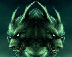 mounted wolf heads by thewindwarrior