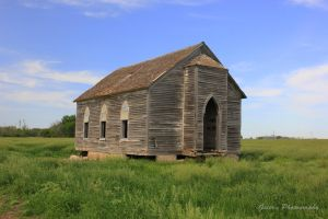 An Old Old Church by silverlakephotos