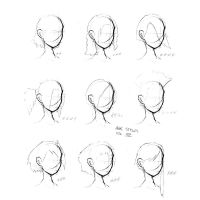 Hair Styles Vol 7 by ron-guyatt