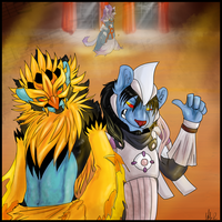 Masquerade - You should go askfor a dance~ by LuxuryCat