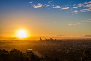 Mt Cootha Sunrise by droy333