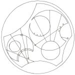 Gallifreyan request for bowtiesarethebestest by Malallory