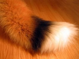 Cosplay Style Fox Tails 4 Sale by Beetlecat