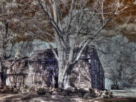 Historic Hartwell Tavern by dragonflies8888