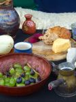 Medieval lunch time by Tricia-Danby