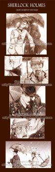 Sherlock shortcomic '07 by Thundertori