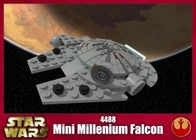 Lego Trading Card 18 by KnightRanger