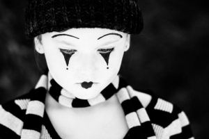The Mime by kilkennycat
