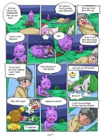 Pokemon trainer 5 ~ page 2 of 7 by MasterPloxy