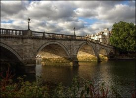 Richmond Bridge 1 by Isyala