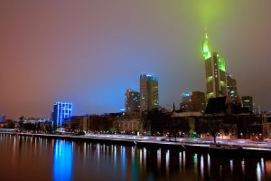 Mainhattan Skyline by doneld