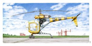 helicopter 02 color by liquidforests