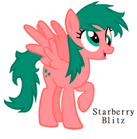 Starberry Blitz by ZumbaZyn