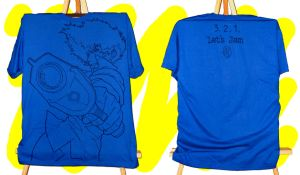 T-Shirt: Spike Spiegel by ArtistMeli