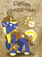 Captain Crossroads by Thessur