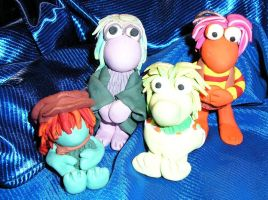 Fraggle Forms by StariaChiba