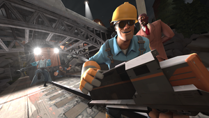 I like trains. SFM. Team Fortress 2 by Wojak1991
