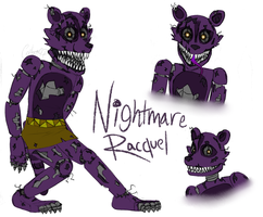 Nightmare Racquel Reference by Cephei97