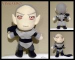 Vingalmo Plushie by LMColver