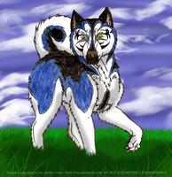CE- Dog Design 2 by DragonHeartLuver