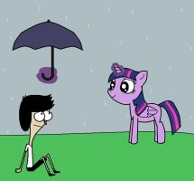 TwiJay: umbrella by derpyluvsmuffins