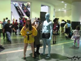 Watchmen Anime Boston 2009 by Fallensbane