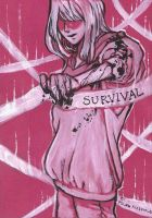 survival limited cover by mikanrock