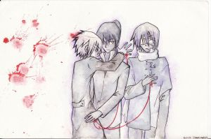 DGM: Strings of Fate by kagine324