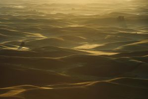 Glowing Palouse by porbital
