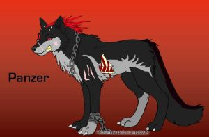 Panzer Wolf by Blitzwingslover