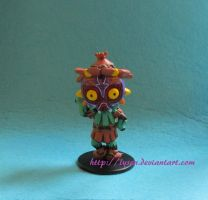 Majora's mask - Skull kid 2.0 by lysen