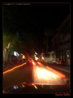 legian lights by iqbalbaskara