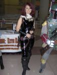 ComicCon 8 - StarWars - Mara by What-the-Gaff