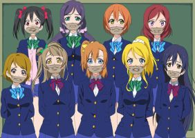 Love Live! DID by Drachirus