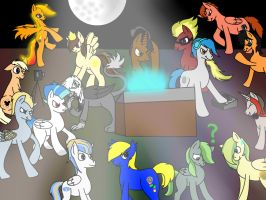 Party for Bronies ONLY by Fire-Blast-Scotland