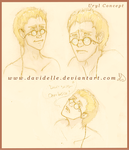 Uryl - Expressions by Davidelle