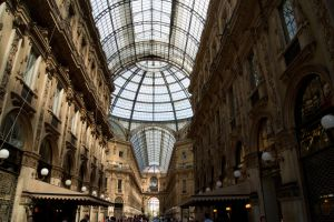 The Milan gallery by Almile
