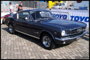 1965 Ford Mustang Fastback by compaan-art