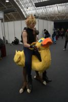 FF: Oh my chocobo,you're all I need by kura-and-something